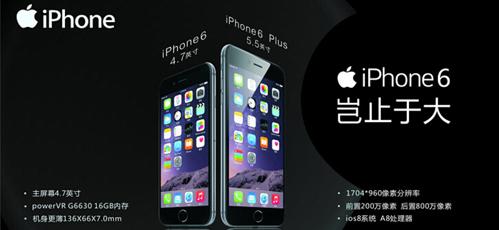 iphone手机
