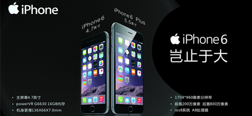 iphone手機