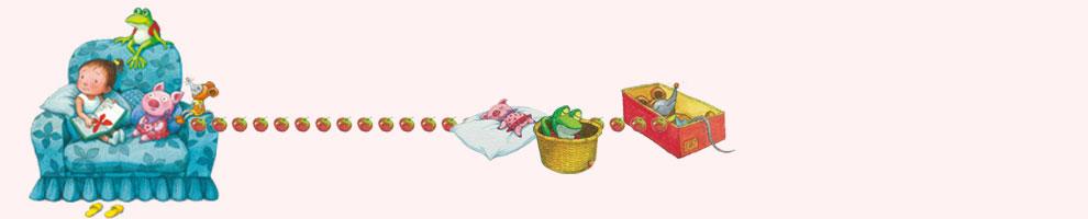 可爱的鼠小弟02-想吃苹果的鼠小弟:世界绘本经典